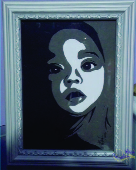 Fotos - Cut Paper Portrait