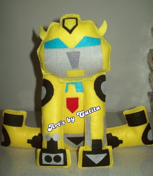 Enfeite Bumblebee - Transformers