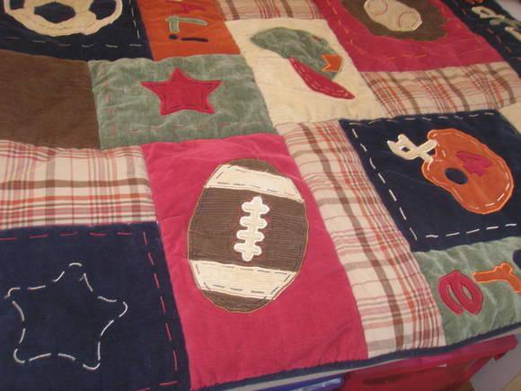 Colcha infantil patchwork patchworks dreamland elo7 - Colcha patchwork ...