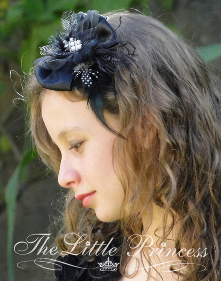 00159 Fascinator The Little Princess