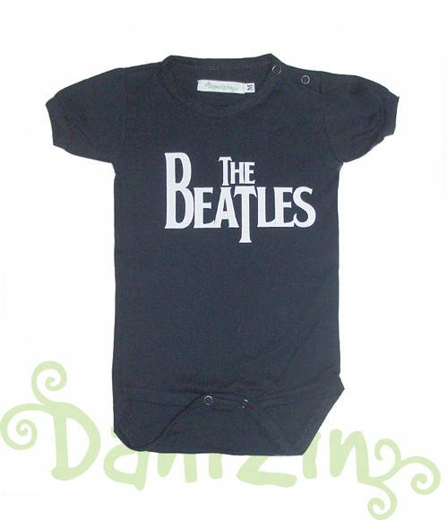 "Body Bebê ""THE BEATLES"" P/G"