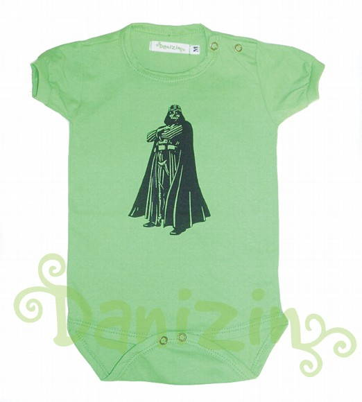 Body Bebê DARTH VAIDER