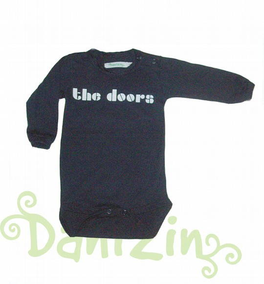 Body Bebê M. Comprida THE DOORS