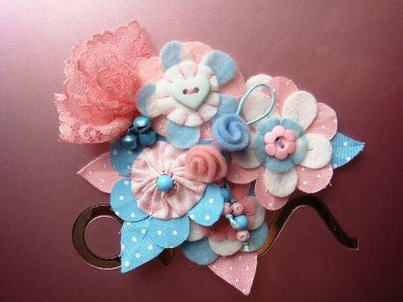 Broche Romantic