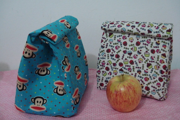 Lunch Bag Saquinho (mini)