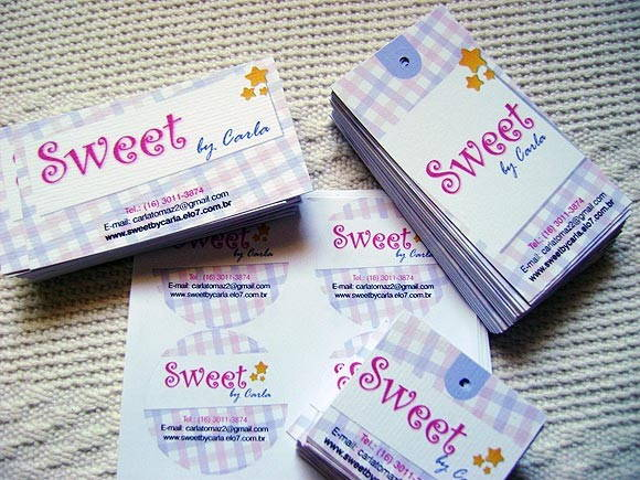 Sweet by Carla - Kit duoO Entregue