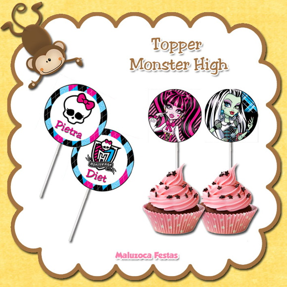 Topper Monster High