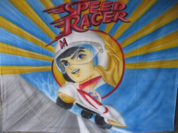 Painel Speed Racer