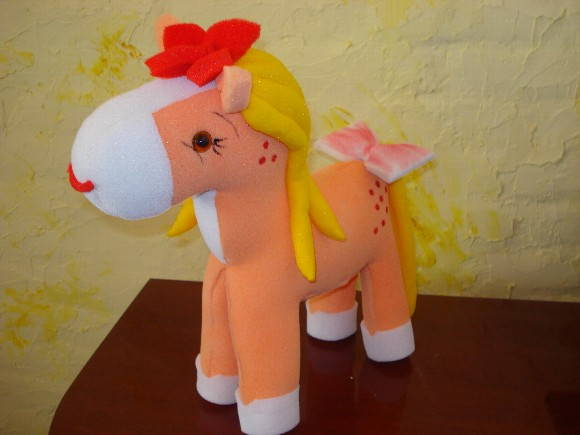 Poney da Moranguinho