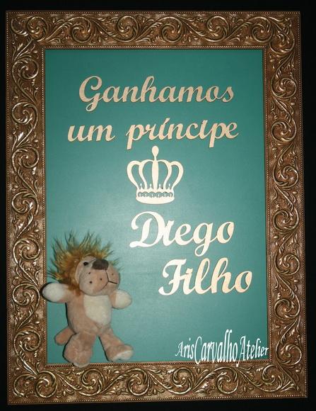 Porta Maternidade Diego Filho