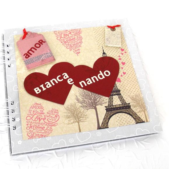 Lbum Romance P Ginas Decoradas Talento Criativo Elo7
