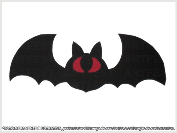 Painel De Eva Morcego 1 Halloween No Elo7 Artfest 43e013