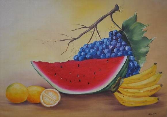 Painel Frutas