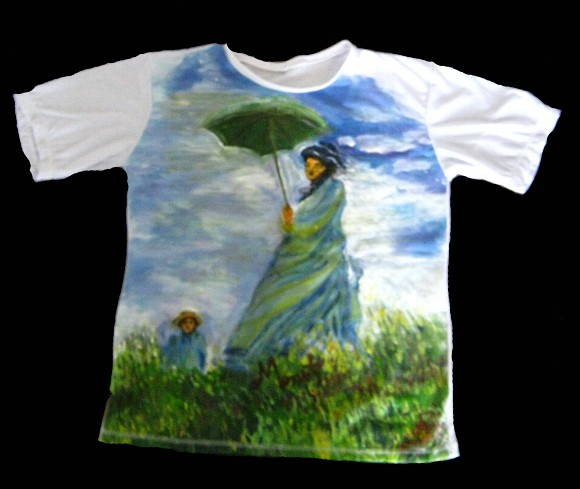 Camiseta Monet nº 1