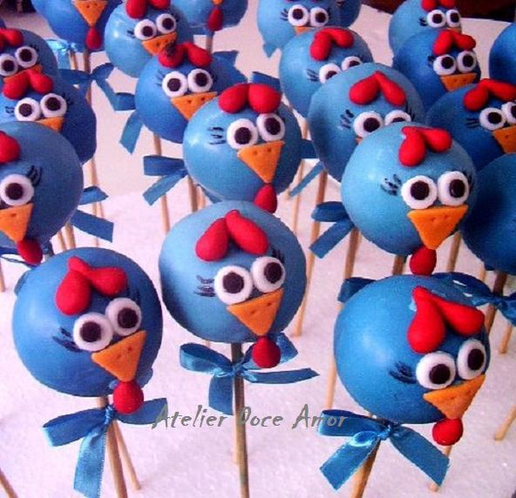 Valor Do Cake Pop