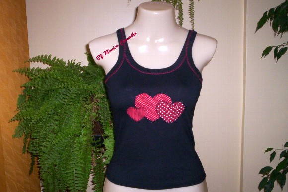 Camiseta Customizada Love
