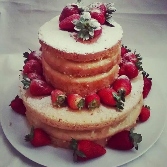 naked cake receita - Alessandra Faria Fashion & Beauty