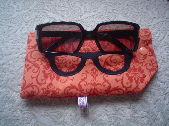 Porta culos no elo7 ponto caseado artesanatos 4aaa43 for Porta oculos