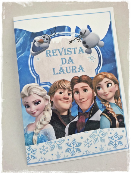 Kit de pintar Frozen