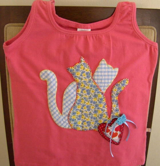 CAMISETA DE COTTON INFANTIL