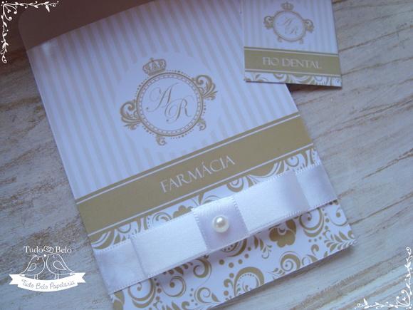 Kit Banheiro Casamento Moldes Dourado : R?tulos kit toalete dourado papelaria personalizada tudo