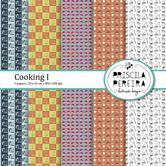 Papel Digital Cooking I