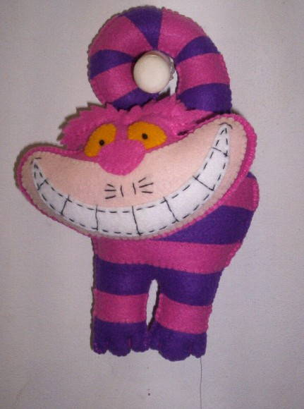 Cheshire Cat (Gato da Alice)