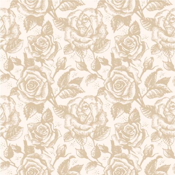 Papel de parede floral decor 01 no elo7 crie decore 4f853a - Papel para paredes decorativo ...
