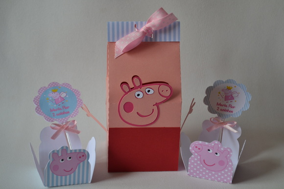 Mini Kit Peppa Pig