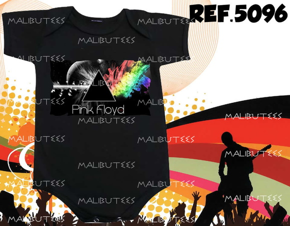 body infantil pink floyd rock