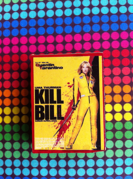 Fósforo de bolso Kill Bill