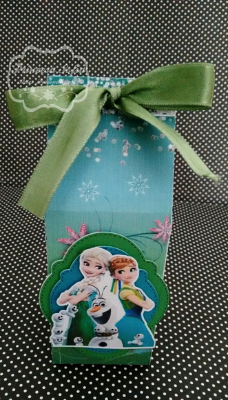 "Caixa ""milk"" Frozen Fever"