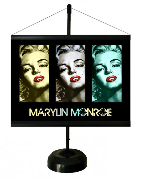 * MINI BANNER - MARYLIN MONROE 2