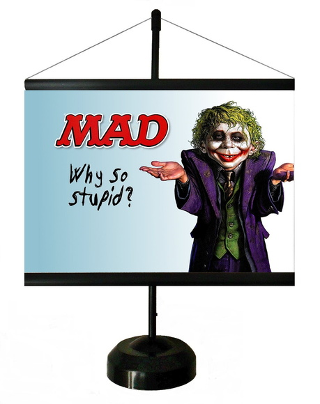 * MINI BANNER - MAD IS CORINGA