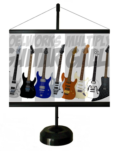 * MINI BANNER - GUITARS