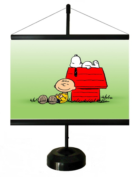 * MINI BANNER - SNOOPY 3