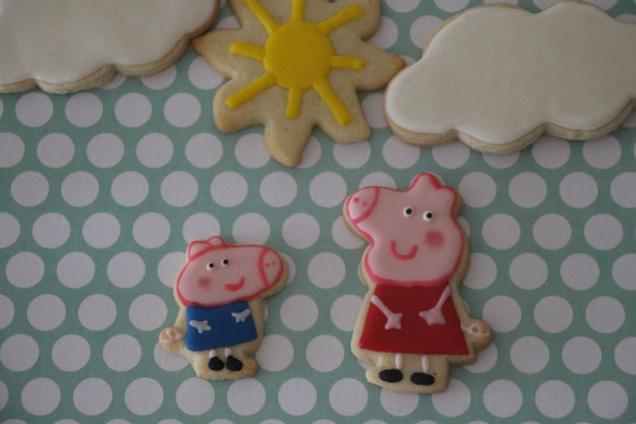 Cookie Peppa Pig