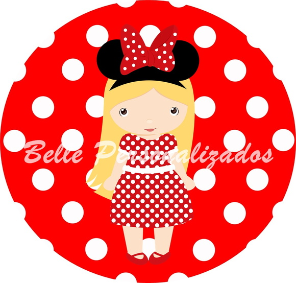 Arte digital Minnie