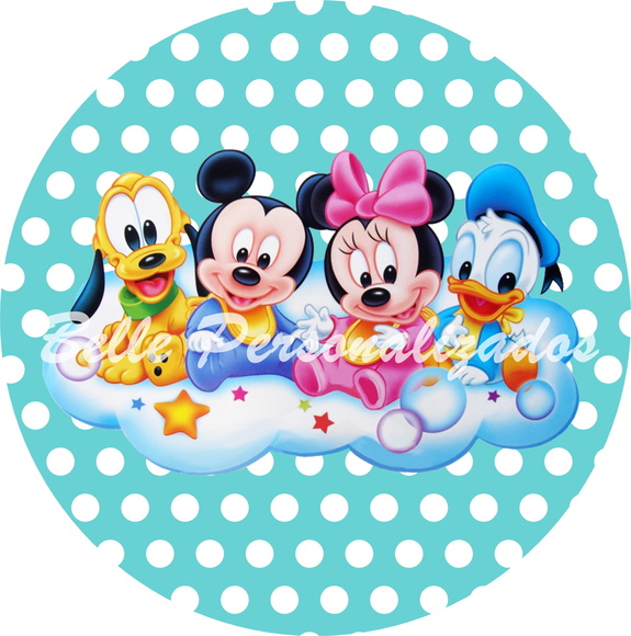 Arte digital disney baby