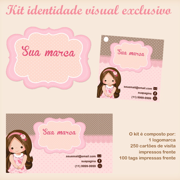 Kit identidade visual SUPER BASIC 07