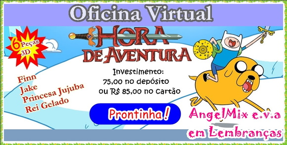 Oficina virtual hora de aventura eva 3d angelmix e v a for Oficina de emprego virtual
