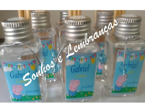 Mini Aromatizador 40ml - George pig