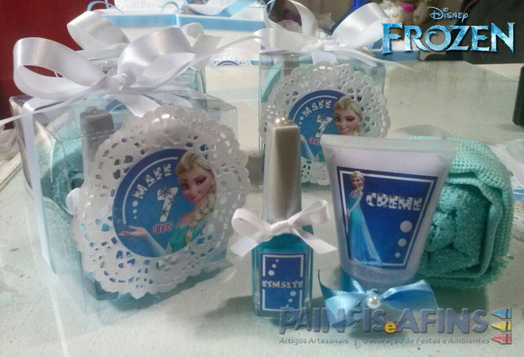 Kit Spa II - Frozen