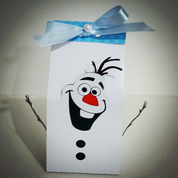 Box Frozen - Olaf