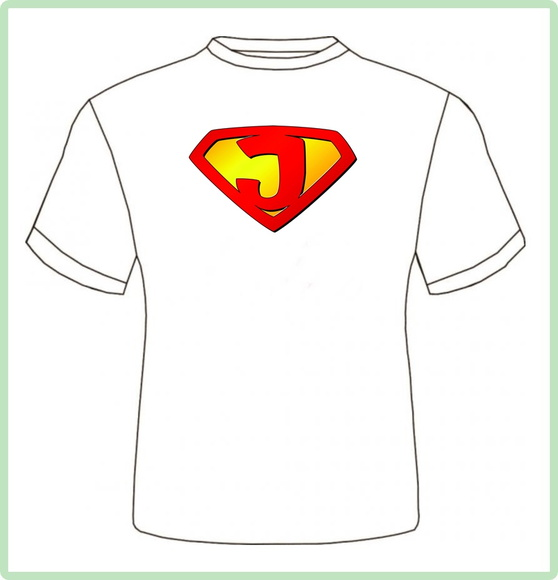 Camiseta Super Jesus