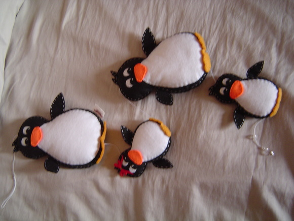 mobile pinguins