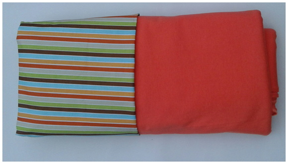 Wrap sling coral.listras