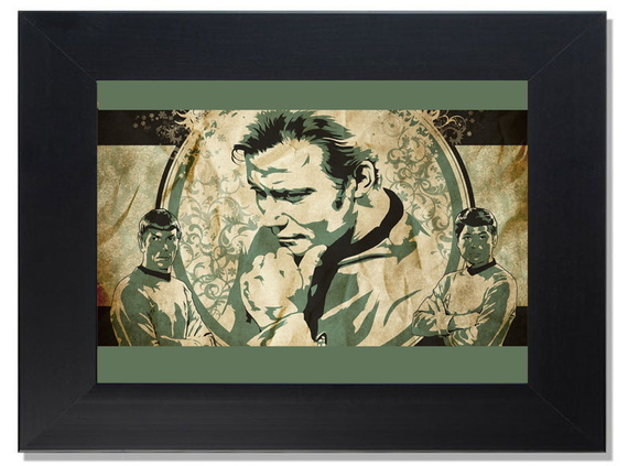 QUADRO DECORATIVO-POP ART - STAR MOVIE 3