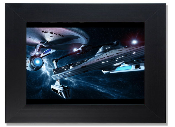 QUADRO DECORATIVO - STAR WARS 13