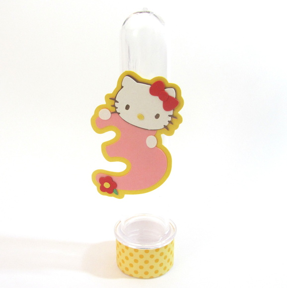 Tubete Hello Kitty - Scrap